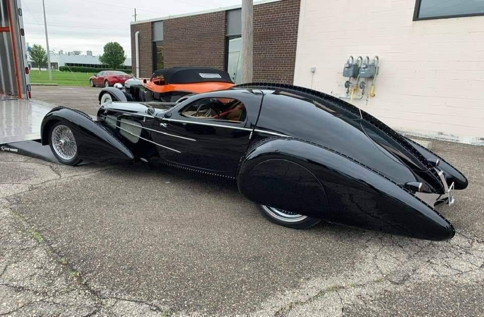 1938 Bugatti