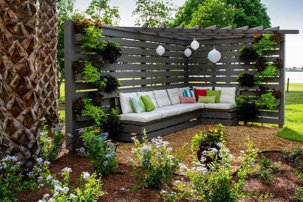 Bahçe Oturması
