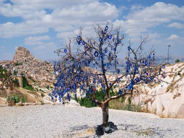 Nazar Ağacı Kapadokya