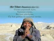 Tibet Atasözü