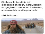 Erich Fromm Sözleri