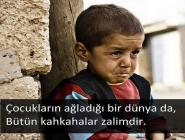 Ağlayan Çocuk Sözleri