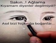 Ağlama Sözleri