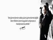 Resimli Atatürk'ün Sözleri