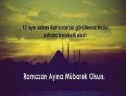 Ramazan-ı Şerif Mesajları