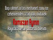 Ramazan Dilekleri Mesajları