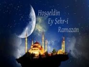 Ramazan Geldi Mesajları
