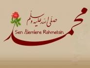 Hz.Muhammed'e Sözleri