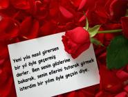 Sevgiliye Yeni Yıl Mesajları